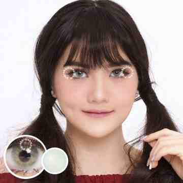 Guess Secret Grey Softlens