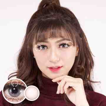 Guess Secret Luna Natural Aqua Softlens
