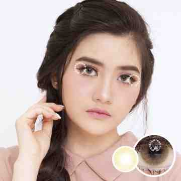 Guess Secret Solo Brown Softlens