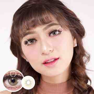 Kitty Kawaii Bena Brown Softlens