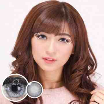Kitty Kawaii Jinnie Grey Softlens