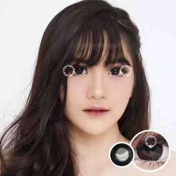 Kitty Kawaii Margarita Black Softlens