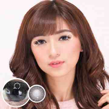 Kitty Kawaii Milene Grey Softlens
