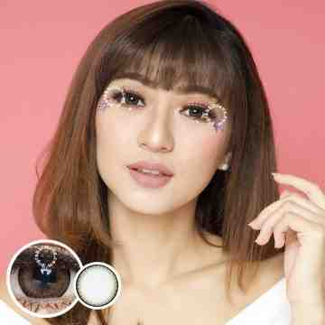 Kitty Kawaii Mini Dreamy Brown Softlens