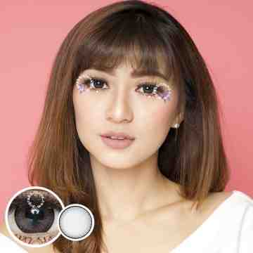 Kitty Kawaii Mini Dreamy Grey Softlens