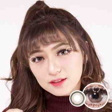 Kitty Kawaii Mini Jelly Brown Softlens