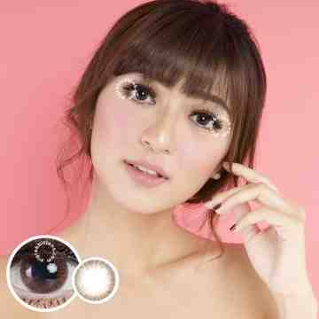 Kitty Kawaii Mini Someday Brown Softlens