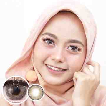 LollipopS Cosway Grey Softlens