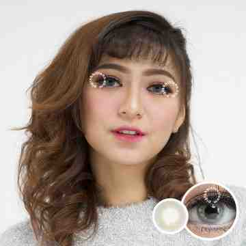 LollipopS Mini Velvet Grey Softlens