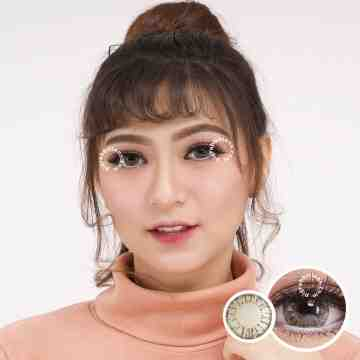 Kitty Kawaii Naomi Grey Softlens
