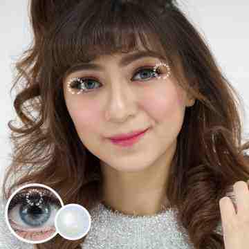 Sweety Plus Apisada Blue Softlens