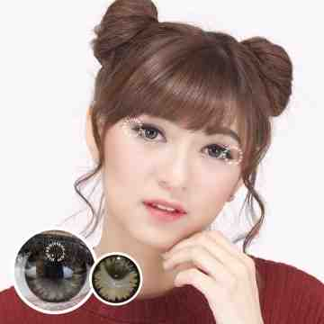 Pretty Doll Little Chimmer Brown Softlens