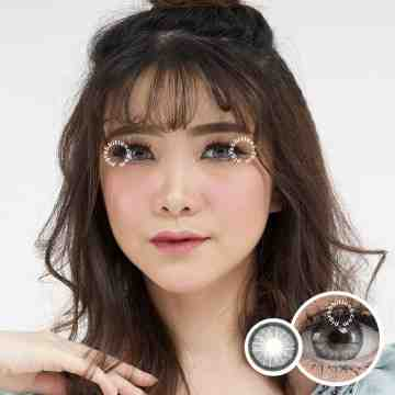 Lollipop Mini Pisa Grey Softlens