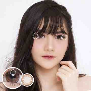 Pretty Doll Pearl Brown Softlens