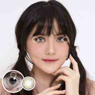 Pretty Doll Little Vampire Grey Softlens