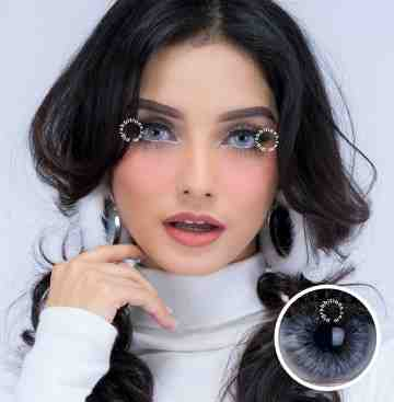 Pretty Doll Secret Eye Grey Softlens