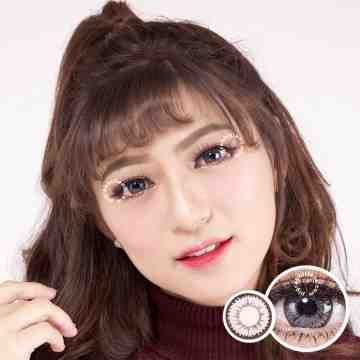 Pretty Doll Nudy Grey Softlens