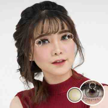 Sweety Plus Lovely Grey Softlens