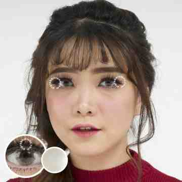 Sweety Plus Patricia Grey Softlens