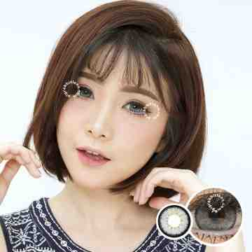 Dreamcolor1 Max Grey Softlens