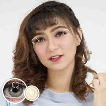Guess Secret Solona 3Tone Brown Softlens