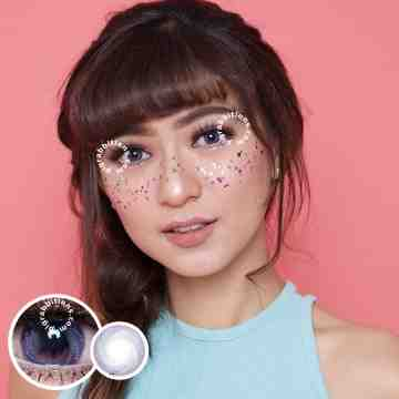 Lollipop Rorastar Grey Softlens
