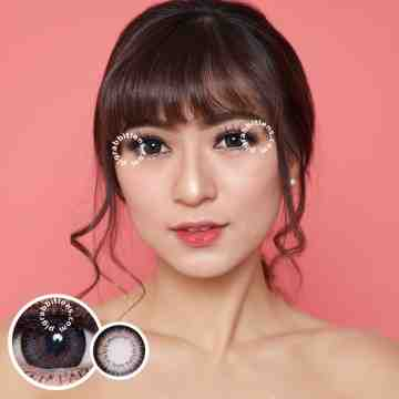 Pretty Doll Daizy Grey Softlens