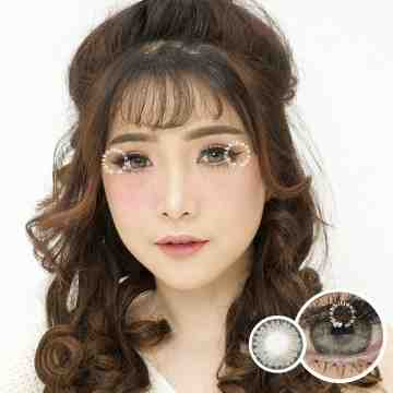 Pretty Doll Sassy Grey Softlens