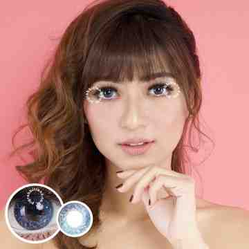 Kitty Kawaii Neptune Blue 7Tone Softlens