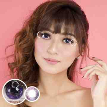 Kitty Kawaii Neptune Violet 7Tone Softlens