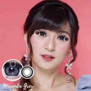 Kitty Kawaii Miranda Grey Softlens
