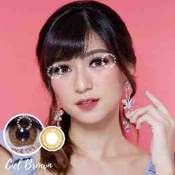 Kitty Kawaii Ciel Brown Softlens