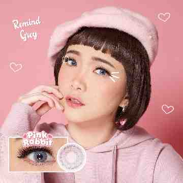 Pretty Doll Remind Grey Softlens