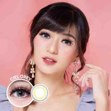 Kitty Kawaii Ciel Grey Softlens
