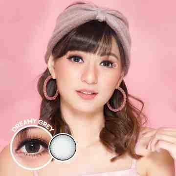Kitty Kawaii Dreamy Grey Softlens