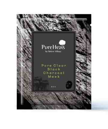 Pore Clear Black Charcoal Mask 25ml