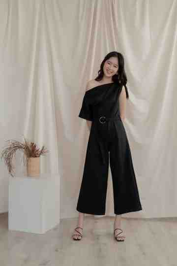 Rhodes Jumpsuit Black