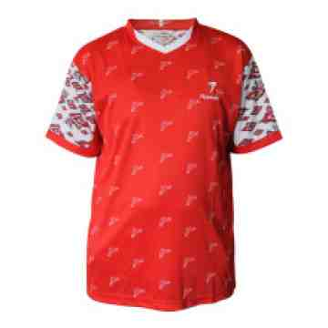 Baju Flypower Mandalawangi 7 (Red/White)