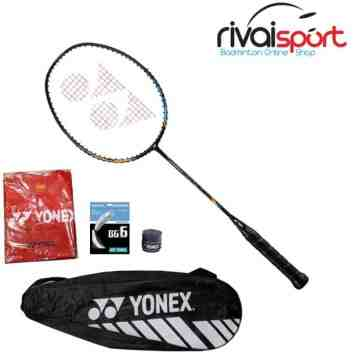 Raket Badminton YONEX NANORAY LIGHT 18i (BLACK)