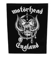 England Backpatch