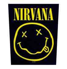 Smiley Backpatch