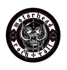 Biker Backpatch