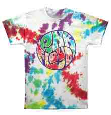 Liquid Light Show Tie Dye