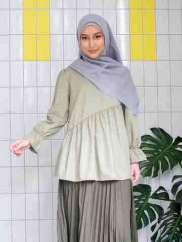 Blouse Alia 0220 Green