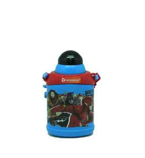 Botol Minum Justice League 600 ml Technoplast (TCH S601.JLMV/48P)