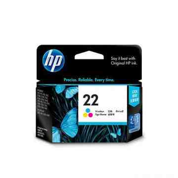 Cartridge HP 22 Color image
