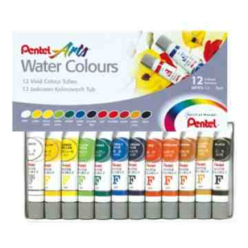 Pentel Water Color 12Color image