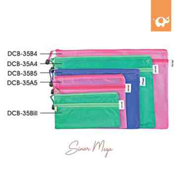 Joyko Document Bag DCB-35(A4, B4, A5, B5, Bill) image