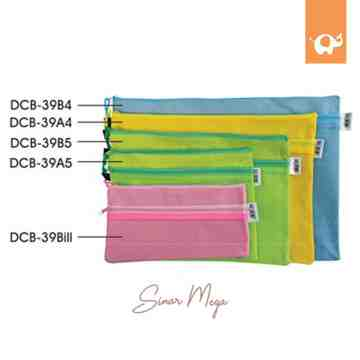 Joyko Document Bag DCB-39(A4, B4, A5, B5, Bill) image