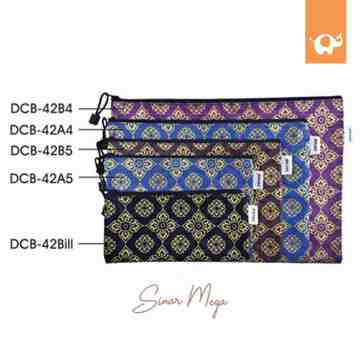 Joyko Document Bag DCB-42(A4, B4, A5, B5, Bill) image